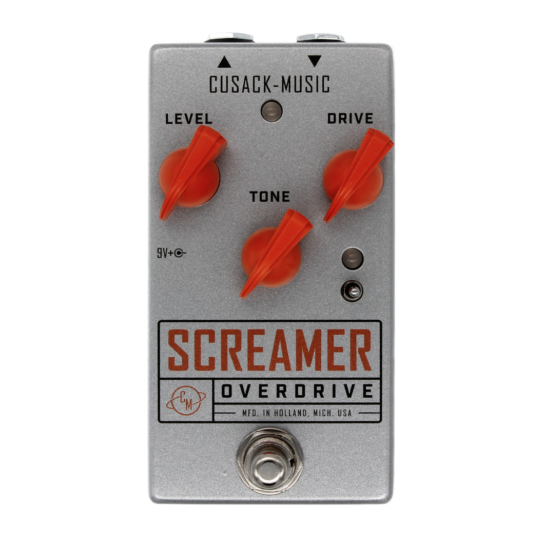 Screamer V2 - Overdrive