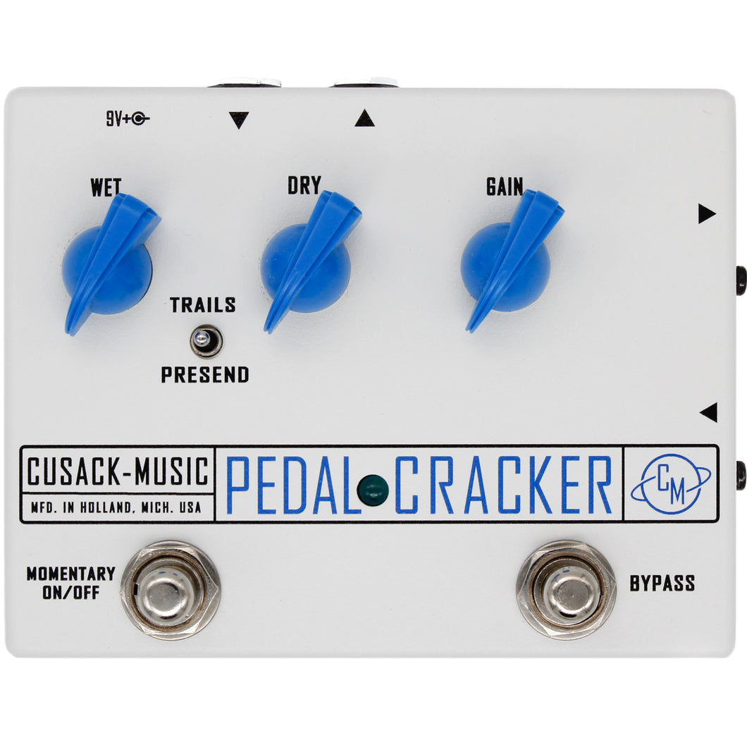 Pedal Cracker - Mic Effects Loop