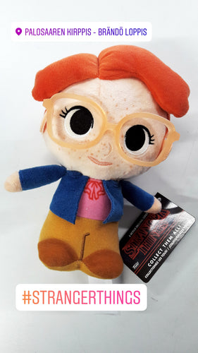Stranger Things Funko Super Cute Plushies