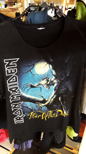 Iron Maiden Fear of the Dark t-paita