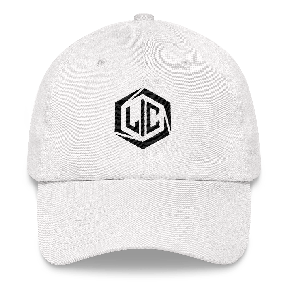 Black Logo Dad Hat