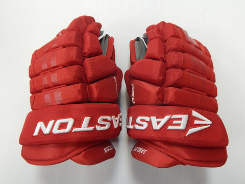 "15"" Easton Pro Gloves – DETROIT RED WINGS"