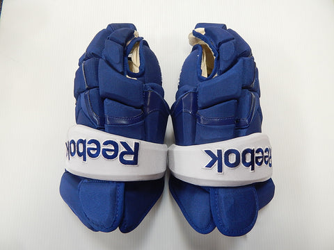 "15"" Reebok Pro Gloves – TORONTO MAPLE LEAFS"