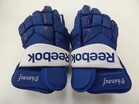 "15"" Reebok 10K Pro Gloves – TORONTO MAPLE LEAFS (PHANEUF)"