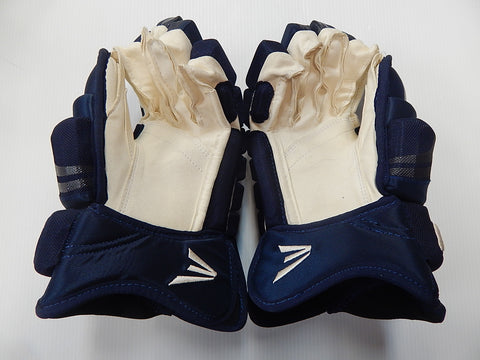 "14"" Easton Pro Gloves – COLUMBUS BLUEJACKETS"