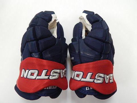 "14"" Easton HSX Gloves – COLUMBUS BLUEJACKETS (ATKINSON 13)"
