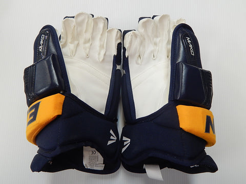 "14"" Easton Pro Gloves – BUFFALO SABRES"