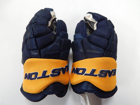 "14"" Easton Synergy Gloves – BUFFALO SABRES"