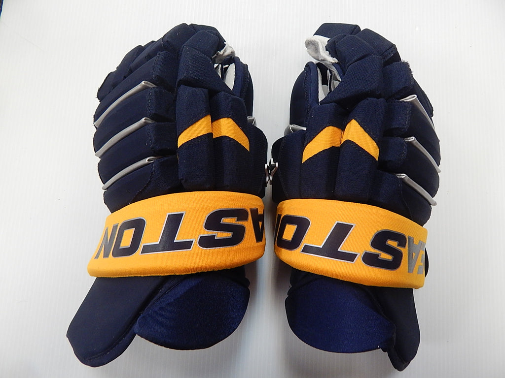 "15"" Easton 4 Roll Pro Gloves – BUFFALO SABRES"