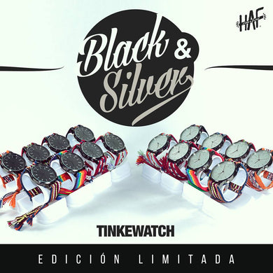 BLACK & SILVER - TK COLLECTION by HAF - HAF Perú