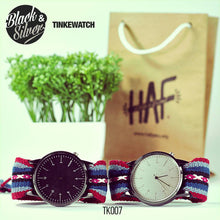 BLACK & SILVER - TK COLLECTION by HAF