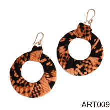 ARETES ESTAMPADOS by Metamorphosis - HAF Perú