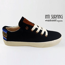 NEGRO ZAPATILLAS CANVAS by Inti Surfing - HAF Perú