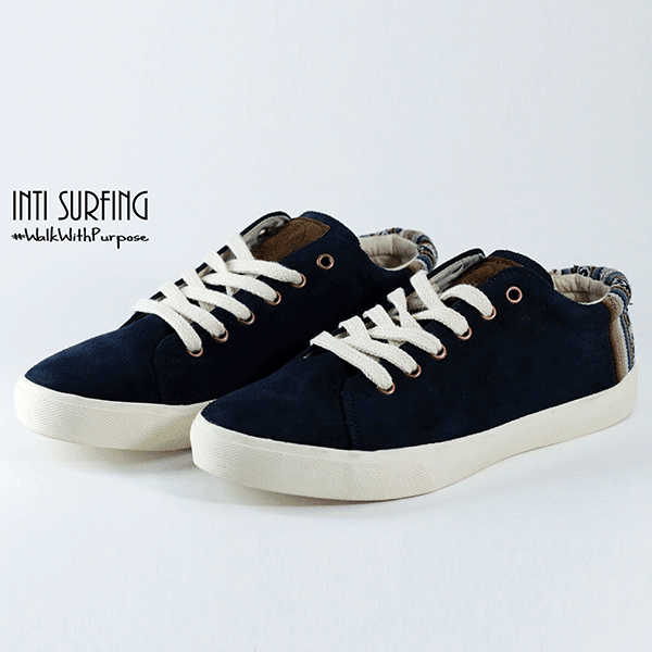 MARINO ZAPATILLAS GAMUZA by Inti Surfing