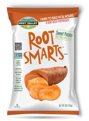 Sweet Potato Root Vegetable Chips
