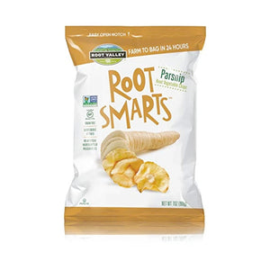 Parsnip Root Vegetable Chips
