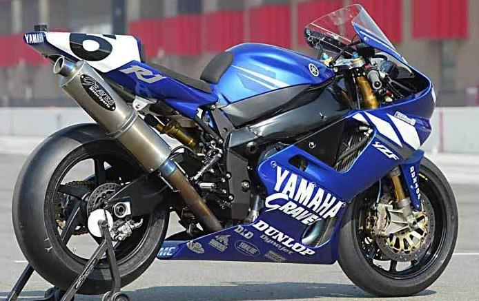 YAMAHA YZF1000 R1<br> 02-03'<br> RACE KITS