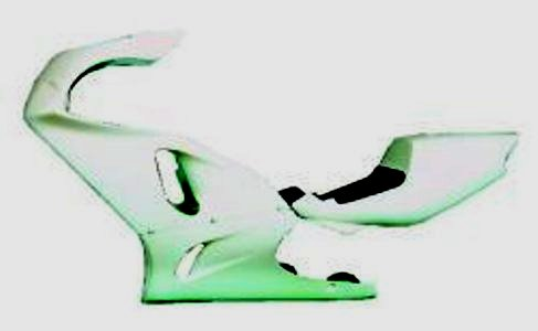 KAWASAKI ZX7R <br>96-04' <BR>LOWER