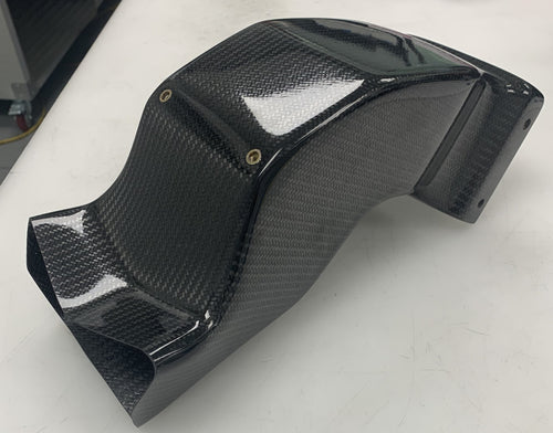 YAMAHA R1 <br>20'+<br> CARBON AIR DUCT