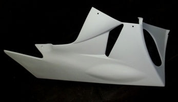 KAWASAKI ZX6R <br>09-12'<BR>LOWER