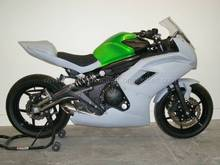 KAWASAKI NINJA 650 <br>12-15' <br>RACE KIT