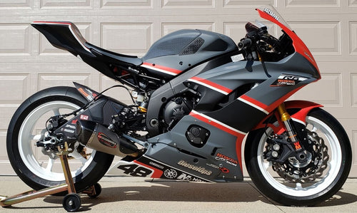 YAMAHA YZF600 R6 17' RACE KIT