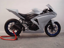 YAMAHA YZFR3 <BR>15-18' <BR>TANK COVER