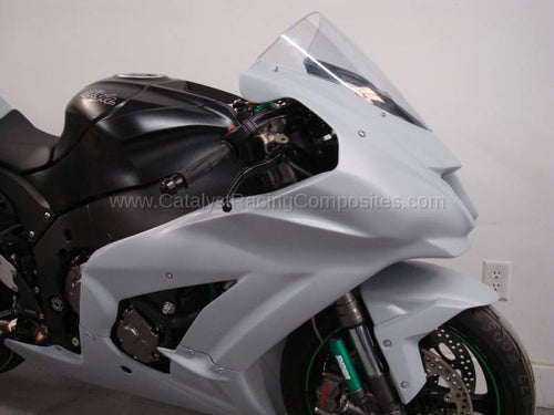 KAWASAKI ZX10 16'+ Supersport Upper Race
