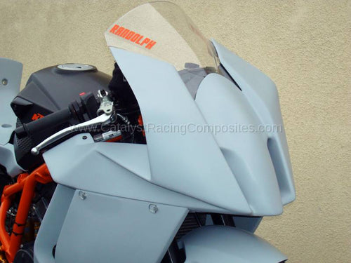KTM 08-15' RC8 Upper Race