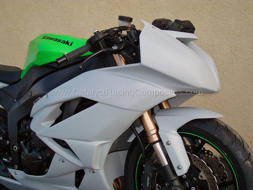 KAWASAKI ZX6R <BR>09-12' <BR>SUPERSPORT UPPER