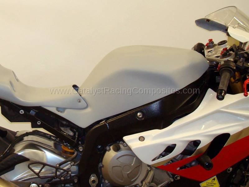 BMW S1000RR <BR>09-14' <BR>LOWERED TANK TOP
