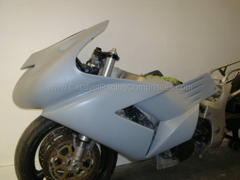KAWASAKI ZX14 06-11' SUPERSPORT UPPER