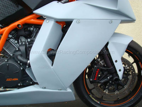 KTM 08-15' RC8 Right Side