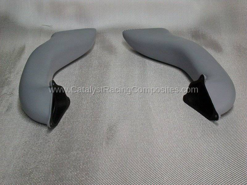 DUCATI 848/1098/1198 Superbike Air Ducts