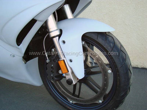 BUELL 1125R <br>08-09' <br>FRONT FENDER