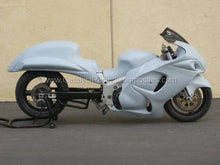 SUZUKI HAYABUSA<br> 08'+<br> LOWERED FRONT FENDER