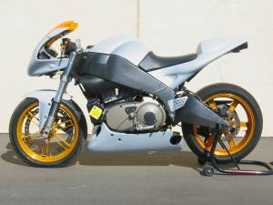 BUELL XB9R/XB12R SUPERSPORT TAIL