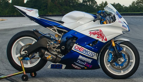 YAMAHA YZF600 R6<BR> 08-16'<BR>RACE KITS