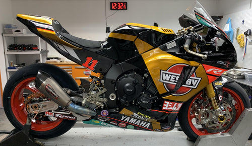 YAMAHA YZF1000 R1<br> 20'+<BR> SUPERBIKE KIT