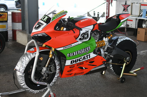 DUCATI <br>PANIGALE<br> RACE KITS W/OIL RETENTION