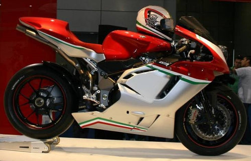 MV AGUSTA F4 <br>99-09 <br>STOCK STYLE BELLYPAN