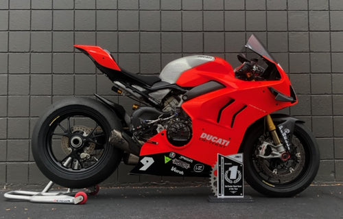 DUCATI<BR> V4 | V4S | V4R 18'+ SUPERSPORT KIT