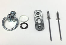 1/4 TURN D-RINGS KITS