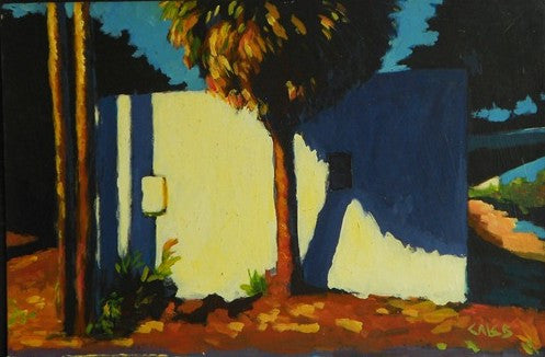 Caleb-BlockHouse Original-Acrylic-Painting-Art Gallery, Clearwater