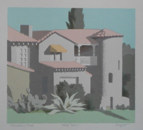 Buffett-WiliamRudys-House-12.75x12-T-Original-LtdEd-Silkscreen-on-Rag-list-250-our-175-e1445375170376.jpg
