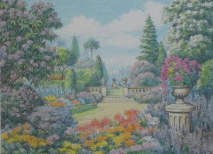 Byrne-Arthur-English-Spring-Garden-3-12.5x16-ISS-Original-Limited-Edition-Metal-Plate-Lithography-list-250-our-160-e1447099838256-300x2.jpg