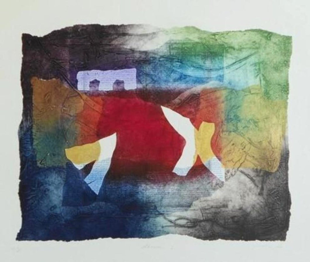 Abstract Bright Office Home Art Hand-made-etching-on-rag-.jpg