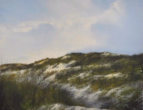 beach, riley, nautical, nature, coastal, sand dunes seven North art