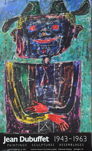 brut artinformel french painter and sculptor Jean Dubuffet