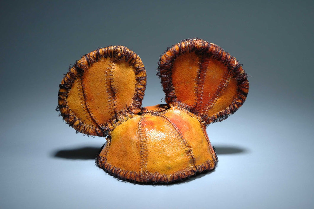 Oranges thread metal mickey mouse